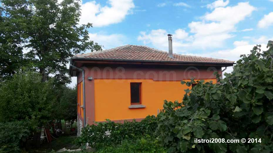 реставрация къща